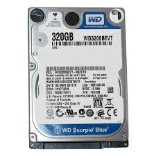 """Hard laptop 2,5"""" SATA IDE ATA Pata 320 250 gb 160 giga Hdd 120 80 zif"""