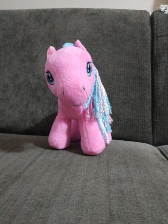 Плюшена играчка Пони и кукла