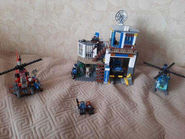 Лего Побег из тюрьмы