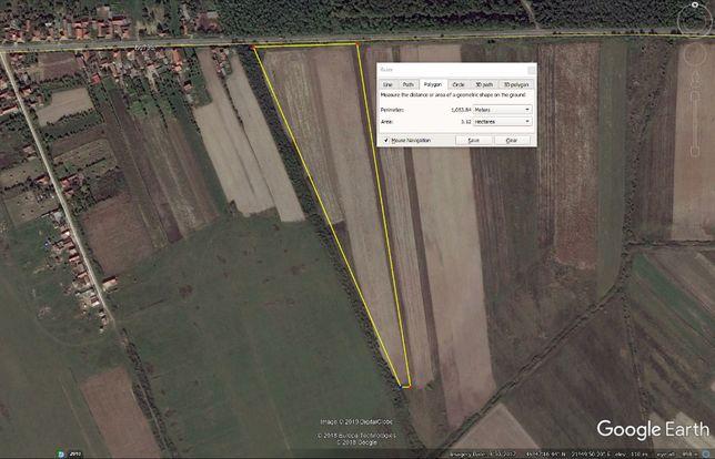 Teren agricol 3+ha, Gurbediu, BH