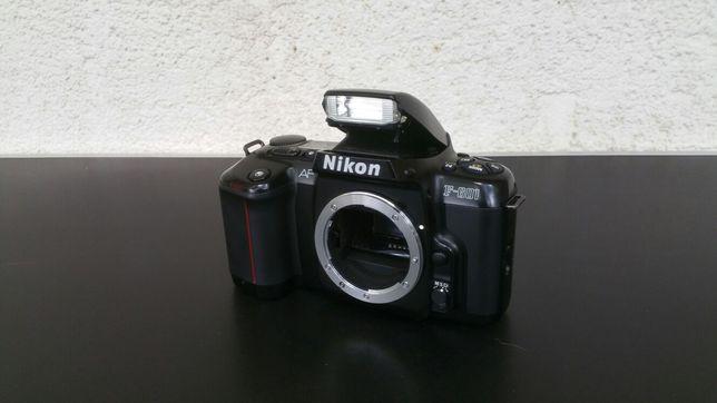 Nikon - F-601 - aparat foto - SLR - film - colectie - vintage