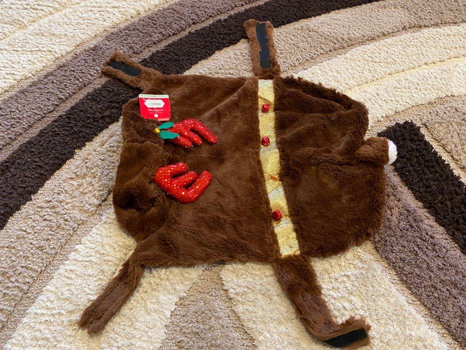 Costum de câine pisică de Crăciun ren Brasov - imagine 1