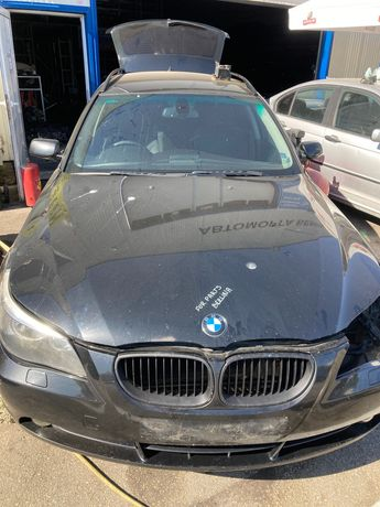 БМВ Е61 BMW E60 на части