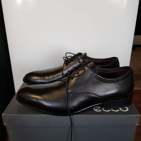 новые Туфли мужские кожаные ECCO . 45 размер.