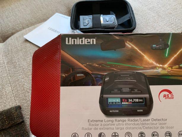 Radar Detector Uniden R3