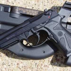 Pistol Airsoft EXTREM de PUTERNIC 217m/s Manson culisabil OTEL Beretta