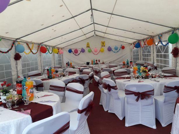 închiriez corturi evenimente botez nunta cununie