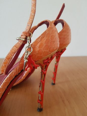 Дамски сандали Cesare Paciotti номер 35/36