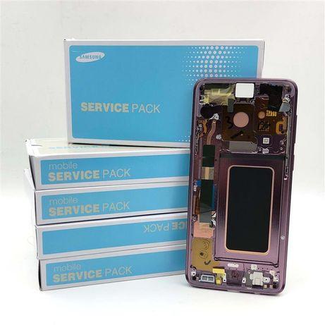 Display Samsung S9 plus Original AMOLED factura garantie Montaj pe loc