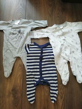 Маркови зимни дрешки 0-3 якета,боди, панталонки..