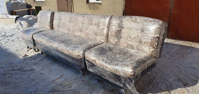 Диван 2 кресло. Новые диваны со склада