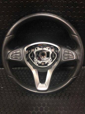Mercedes C350 W205-волан