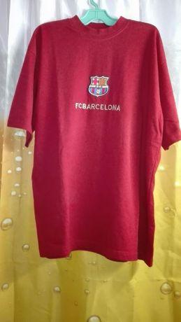 мъжка фланелка Барселона BARCELONA размер XL