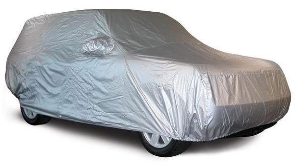 Тент-чехол на джип авто машину 572х203х160см (водонепроницаемый)