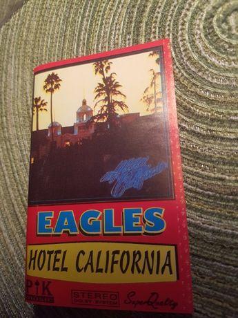 Eagles -Hotel California- caseta album ca nouă