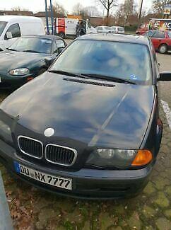 Dezmembrez BMW e46 318 320