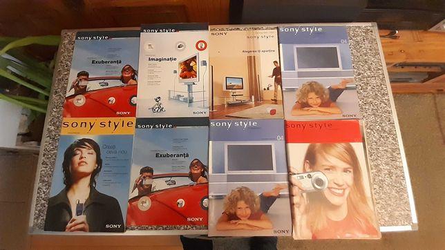 Catalog audio-video Technics,Pioneer,Denon,Sony,Jvc etc vintage