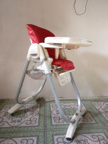Продам стульчик для кормления chicco Polly magic