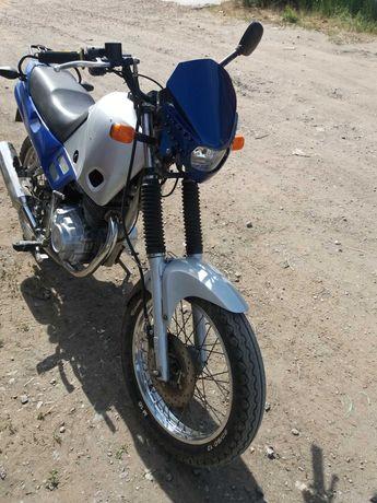 Мотоцикл JAWA 125