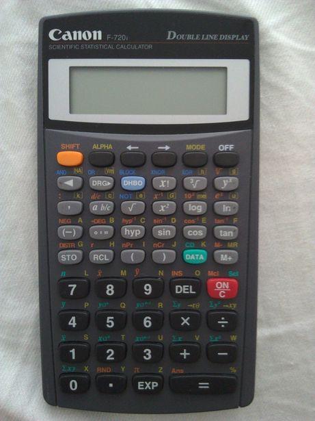 Calculator stiintific canon F 720 i