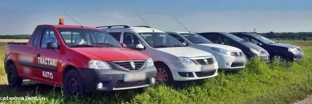 Dezmembrez Dacia Logan Avariat