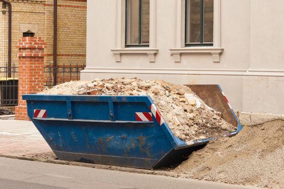 Извозване на отпадъци!Контейнери под наем! Ниски цени!