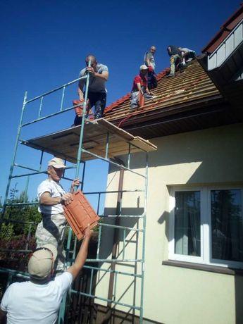 Reparații și montări de acoperișuri, mansardari sau alte constructii