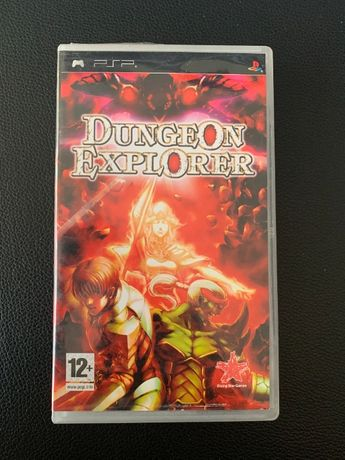 Jos PSP Dungeon Explorer - Nou, Sigilat - Playstation Portable