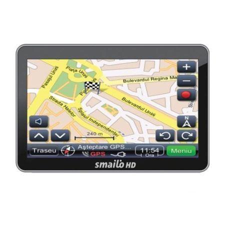 Sistem de navigatie Smailo HD - Harta Full Europe