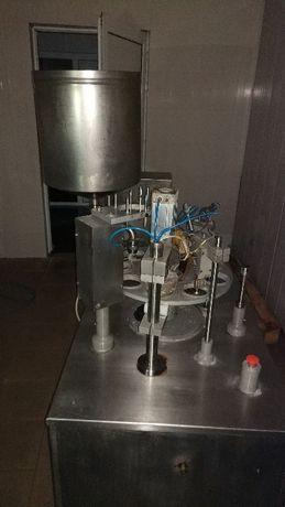 Utilaj automat de umplut pahare (2 buc) la 400_450g