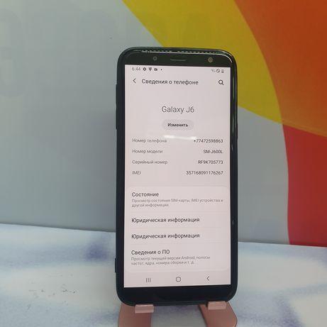Телефон - Samsung J6-32gb в хорошем состоянии Магазин Макс