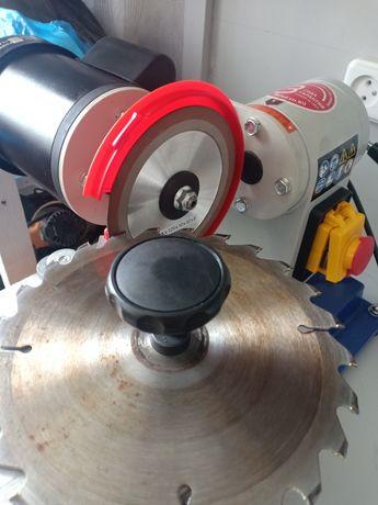 Станочная заточка пильных дисков