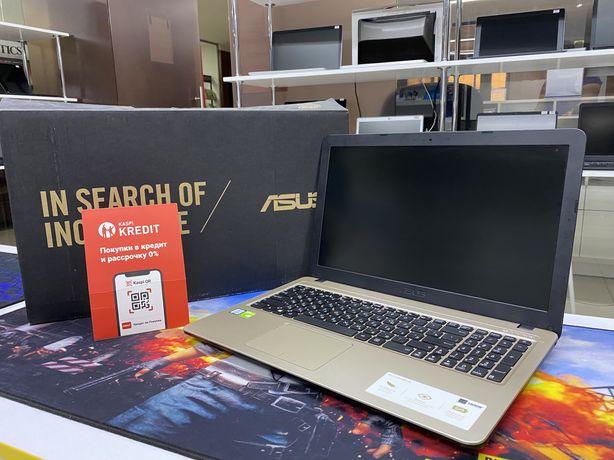 Отличный Ноутбук Asus X540U Core i3-7020U/4GB/HDD 1TB/GeForce MX110