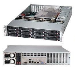 Продам серверный корпус  SuperMicro CSE-826BE1C-R920LPB/X10Dr