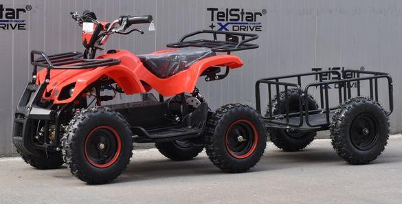 Детско електрическо ATV АТВ HUMMER 36V 1200W