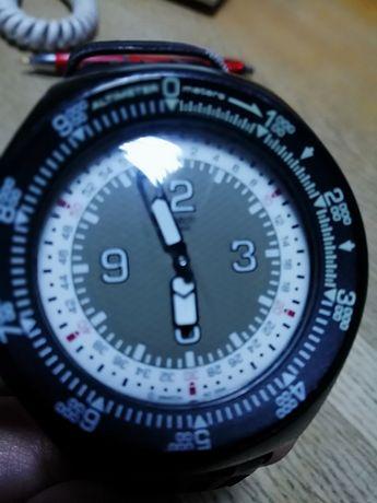 Swatch Altimeter