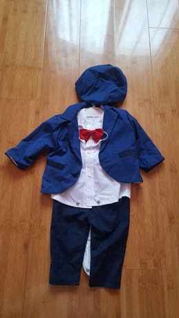 Costum botez baietei