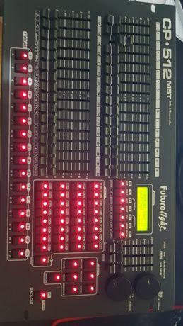 Controler DMX Futurelight CP 512 MST,consola lumini,mixer dmx,teatru