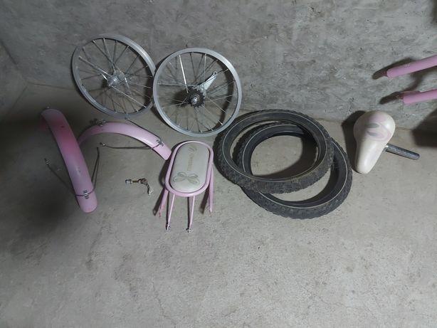 Запчасти на детский велосипед