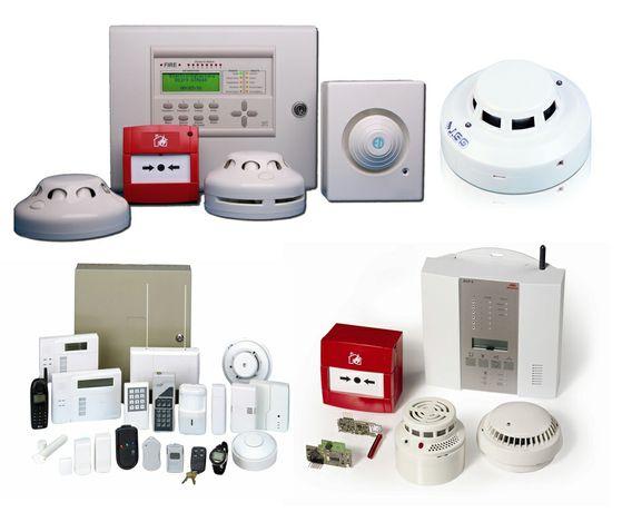 Монтаж охранно пожарной сигнализации,видеонаблюдения,видеодомофонов...