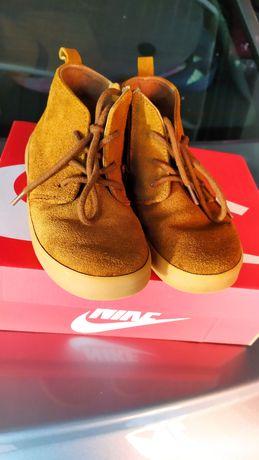 Детски кожени обувки Gap