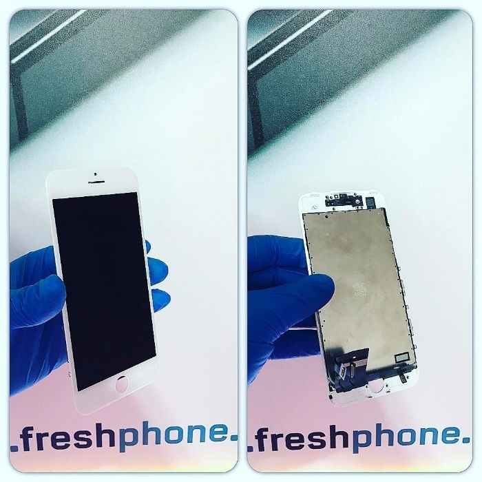 Inlocuire Sticla /Display iPhone 7/8/X !!! Timisoara - imagine 1