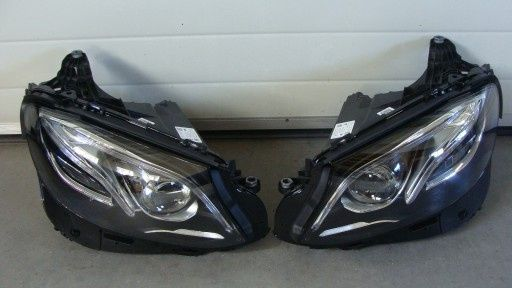 MERCEDES W213 E CLASS FAR FULL LED faruri multibeam stanga dreapta