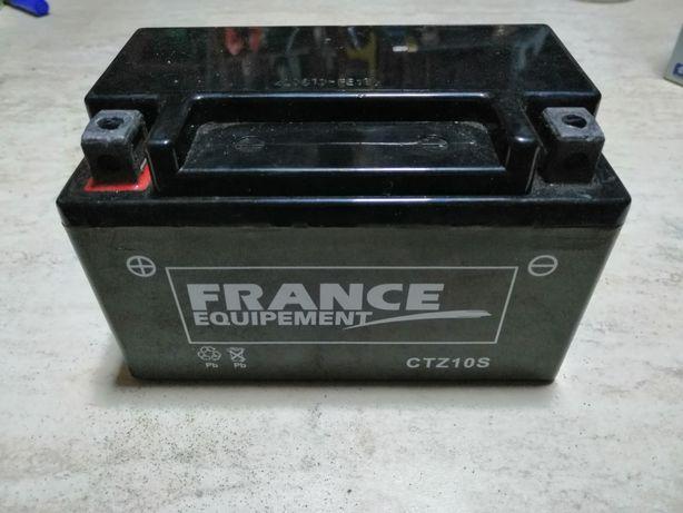Baterie motocicleta 8,6 amperi ctz10s
