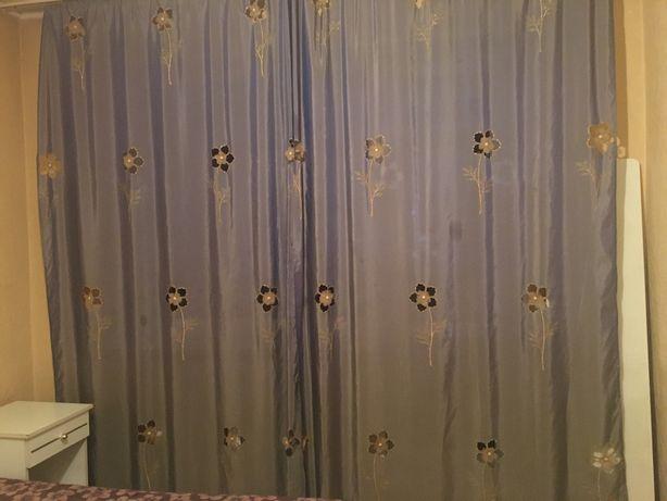 Продам шторы + ламбреген