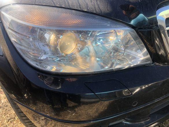 Мерцедес w204 2012 дизел 651