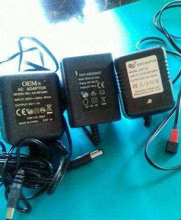 для модемов на роутеры и к другому Блоки питания адаптеры зарядки от