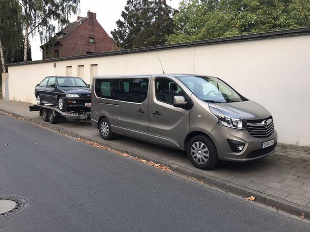 Transport auto persoane la adresa Germania Olanda Belgia saptamanal