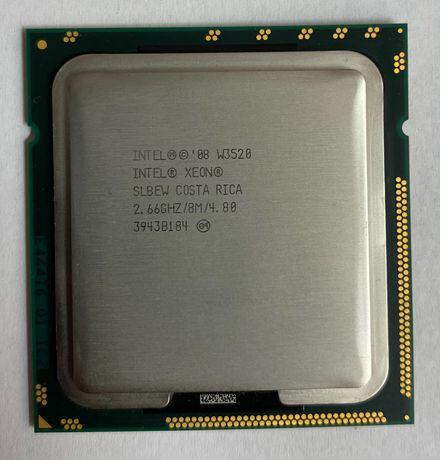 Procesor Intel® Xeon® W3520 8M cache, 2,66 GHz, 4 core, FCLGA 1366