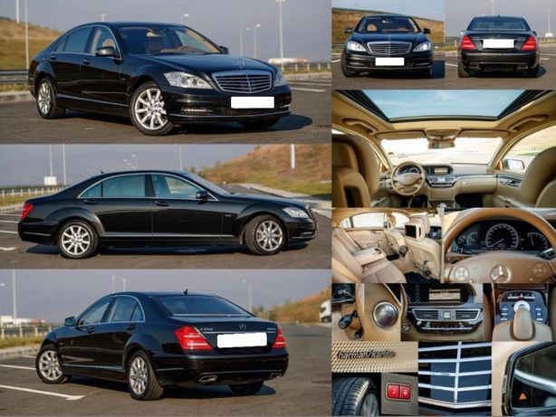 Vand Mercedes-Benz S Class Long